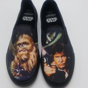 Men's  Sperry Star Wars Slip Ons